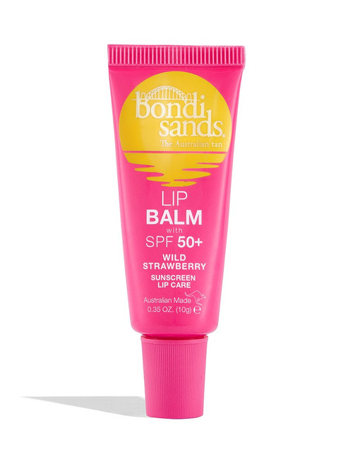 Bondi Sands SPF 50 Lip Balm Wild Strawberry