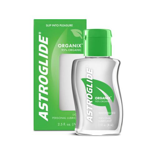 Astroglide Organix Liquid Lubricant 74ml