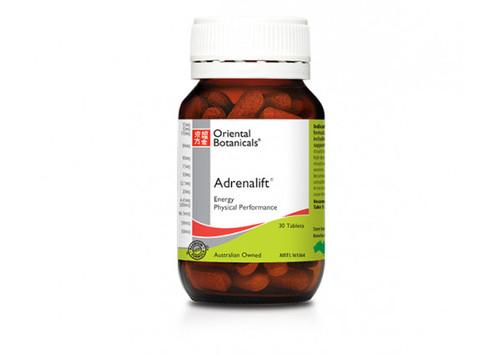 Oriental Botanicals Adrenalift 30 Tablets