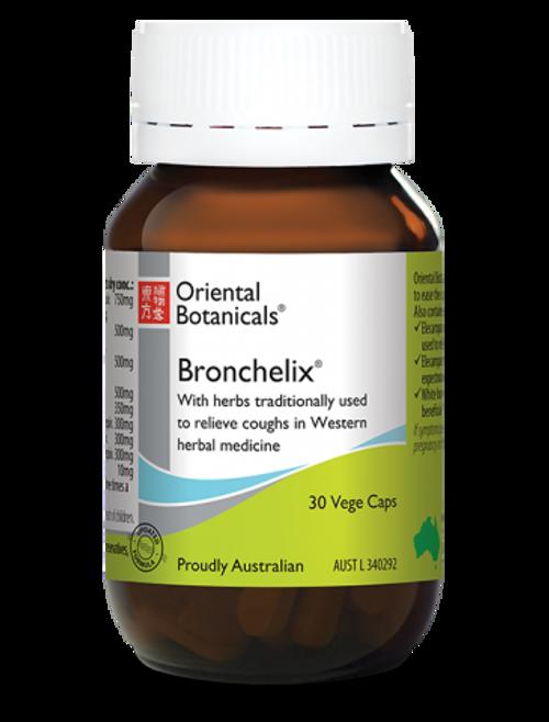 Oriental Botanicals Bronchelix 30 Tablets