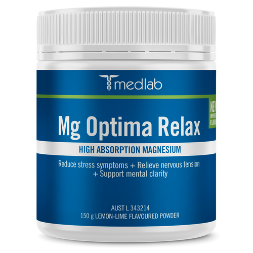 Medlab Mg Optima Relax 150g