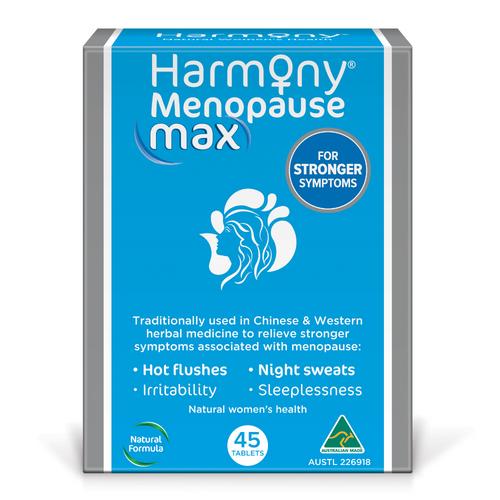 Harmony Max 45 Tablets