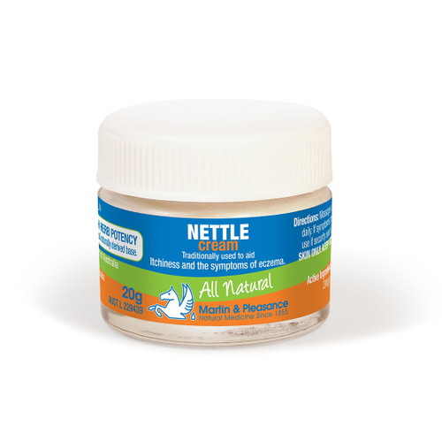 Martin & Pleasance All Natural Nettle Herbal Cream 20g