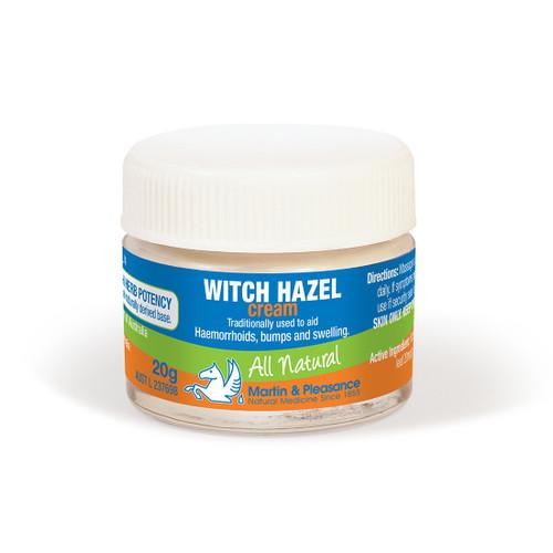 Martin & Pleasance All Natural Witch Hazel Cream 20g