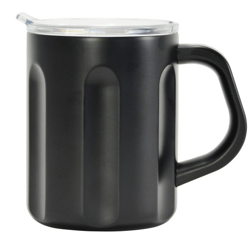 Spa Trends The Big Mug Stainless Steel Black