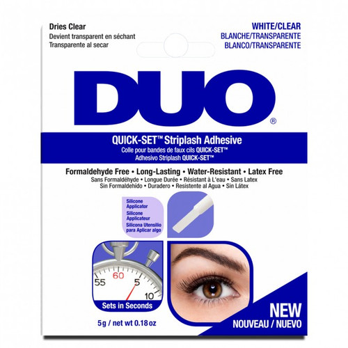 Ardell Duo Quick-Set Clear Lash Adhesive 5g