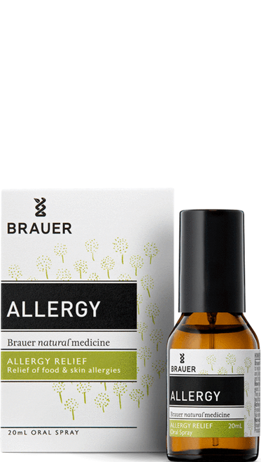 Brauer Allergy Relief Oral Spray 20ml