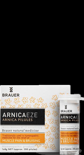 Brauer ArnicaEze Arnica Pilules 8g 200 Pilules