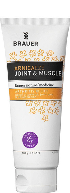 Brauer ArnicaEze Arnica Joint & Muscle Cream 100g