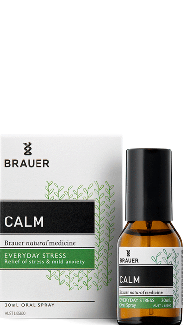 Brauer Calm Oral Spray 20ml