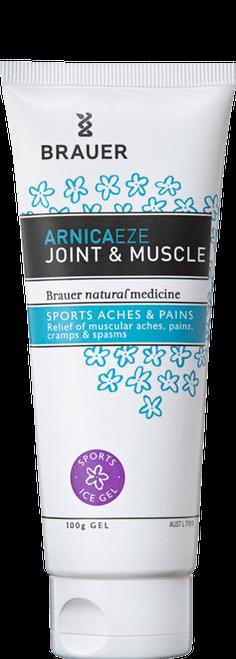 Brauer ArnicaEze Arnica Joint & Muscle Gel 100g
