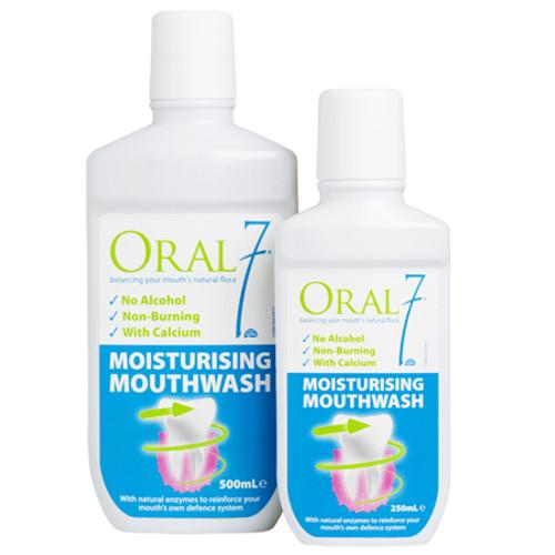 Oral 7 Moisturising Mouthwash