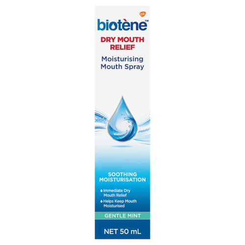 Biotène Dry Mouth Moisturising Spray 50ml