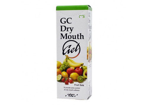 GC Dry Mouth Gel - Fruit Salad 40g