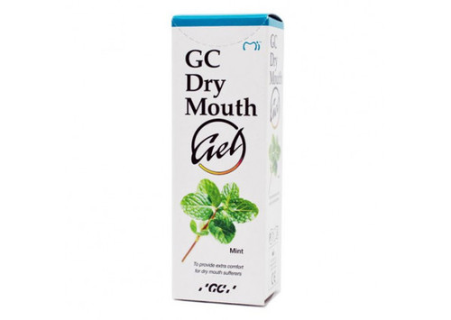 GC Dry Mouth Gel - Mint 40g