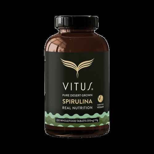 Vitus Spirulina Tablets