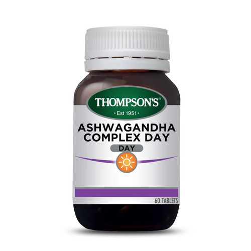 Thompsons Ashwagandha Complex Day