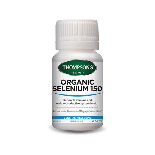 Thompsons Organic Selenium 150