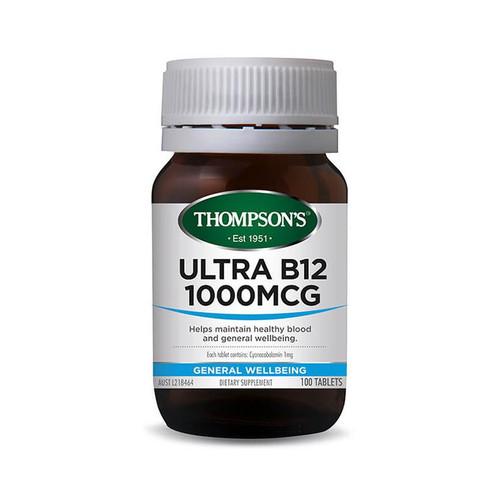 Thompsons Ultra B12 1000