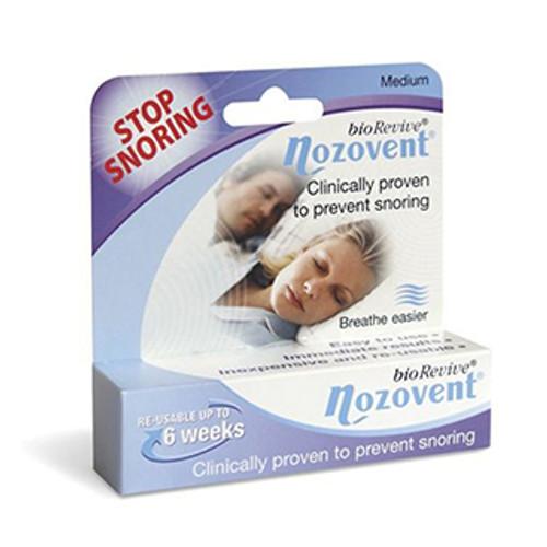 Nozovent Anti-Snoring Device