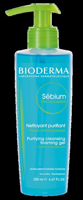 Bioderma Sebium Foaming Gel