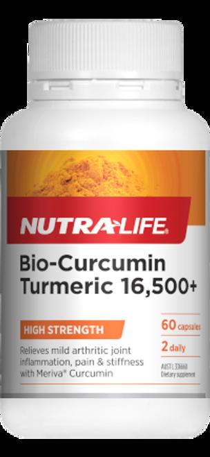 Nutra-Life Bio Curcumin Turmeric 165000