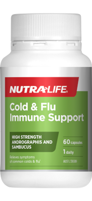 Nutra-Life Cold & Flu Immune Support