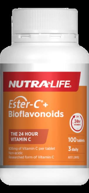 Nutra-Life Ester-C + Bioflavonoids