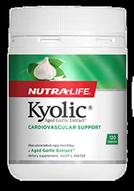 Nutra-Life Kyolic Aged Garlic Extract