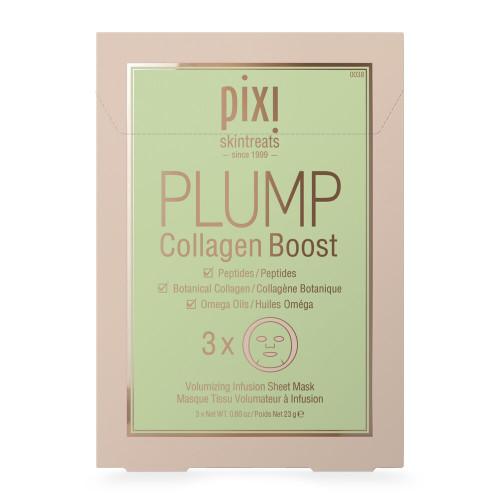 Pixi Plump Collagen Boost Sheet Masks