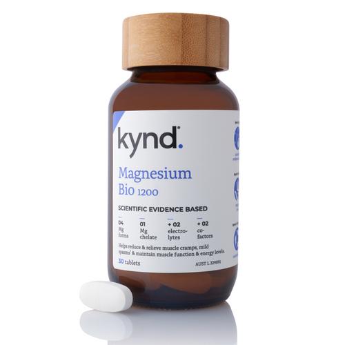 Kynd Magnesium Bio 1200 30s