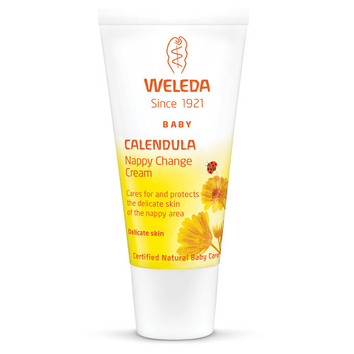 Weleda Calendula Nappy Change Cream 30ml