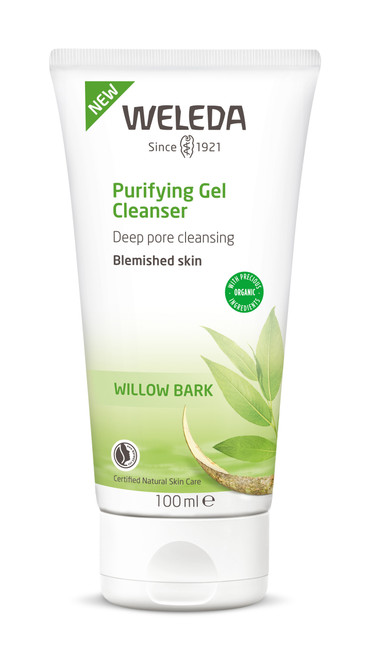 Weleda Blemished Skin Purifying Gel Cleanser 100ml