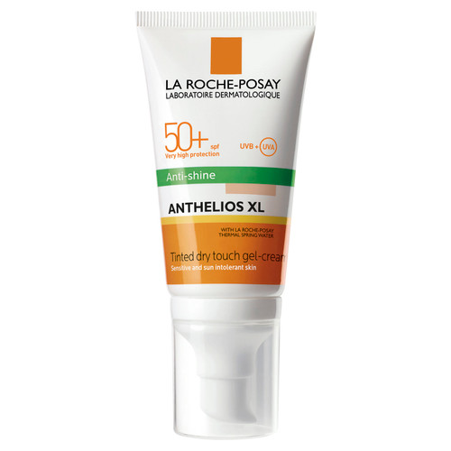 La Roche Posay Anthelios XL Anti-Shine Dry Touch Tinted Facial Sunscreen SPF50+