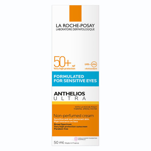 La Roche Posay Anthelios Ultra Facial Sunscreen SPF50+