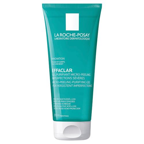 La Roche Posay Micro-Peeling Purifying Gel Cleanser
