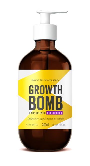 Growth Bomb Hair Growth Conditioner 300ml