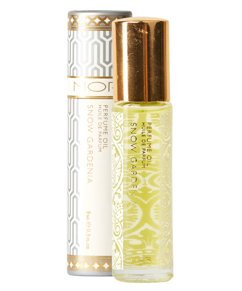 MOR Little Luxuries Perfume Oil 9ml - Snow Gardenia