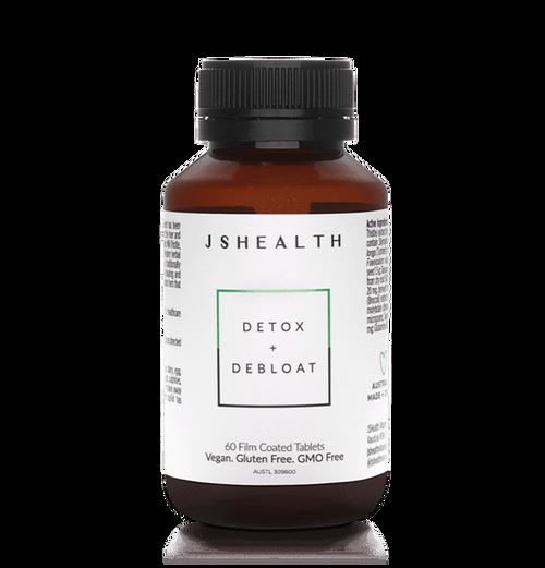 JS Health Detox + Debloat 60 Tablets