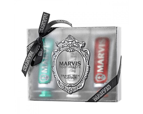 Marvis 3 Flavours Travel Box