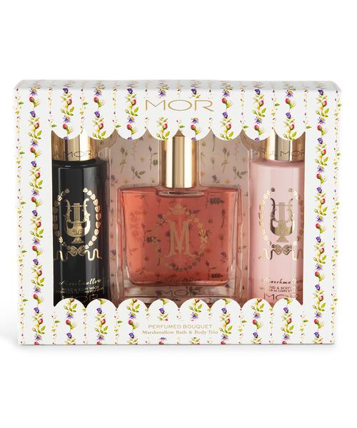 MOR Marshmallow Perfumed Bouquet Trio