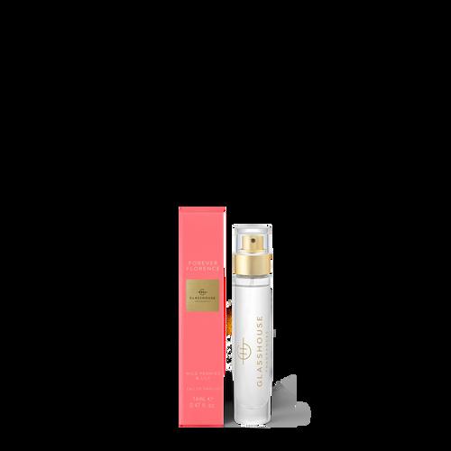 Glasshouse Fragrances Forever Florence Eau De Parfum Wild Peonies & Lily 14ml