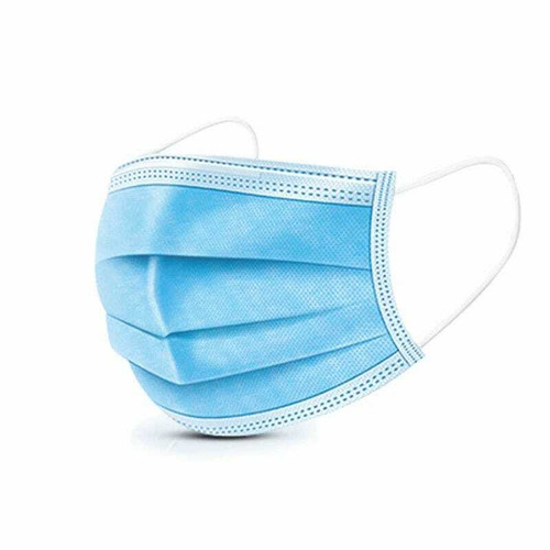 3 Ply IIR Medical Grade Disposable Surgical Mask