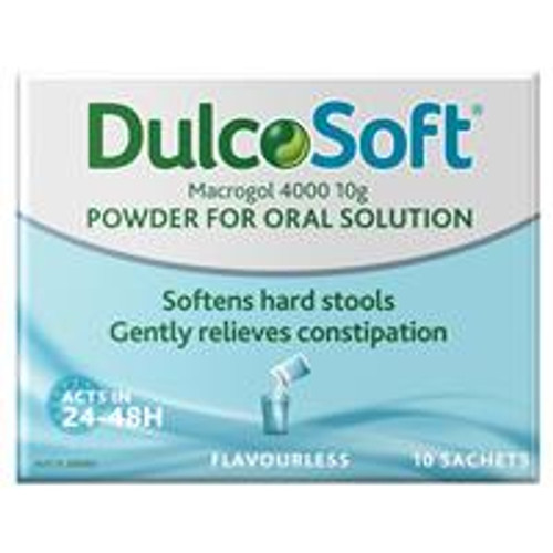 DulcoSoft Powder For Oral Solution 10g 10 Sachets