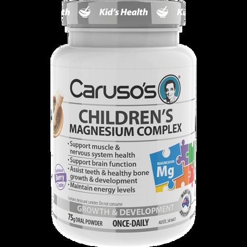 Caruso's Children's Magnesium Complex 75g