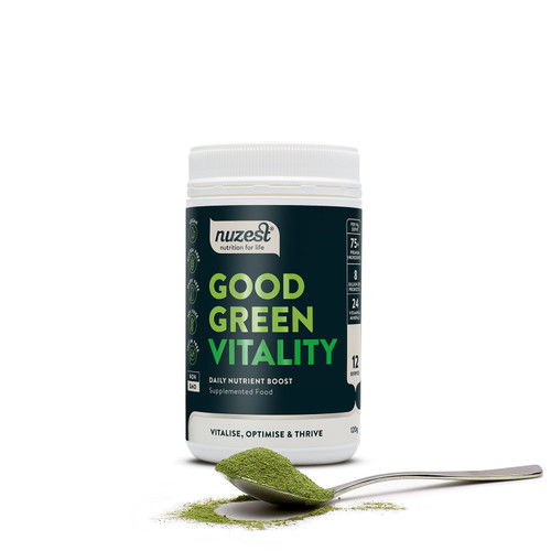 Nuzest Good Green Vitality 120g