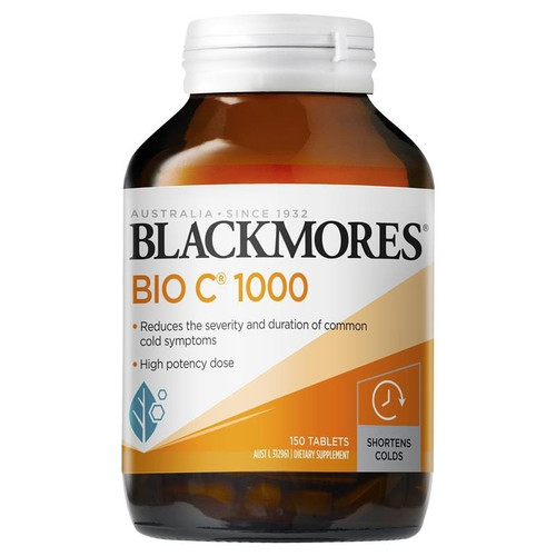 Bio C 1000 Chewable 150 Tablets