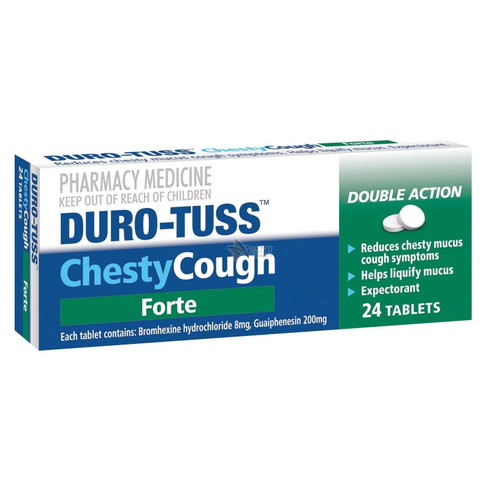 Duro-Tuss Chesty Cough Forte
