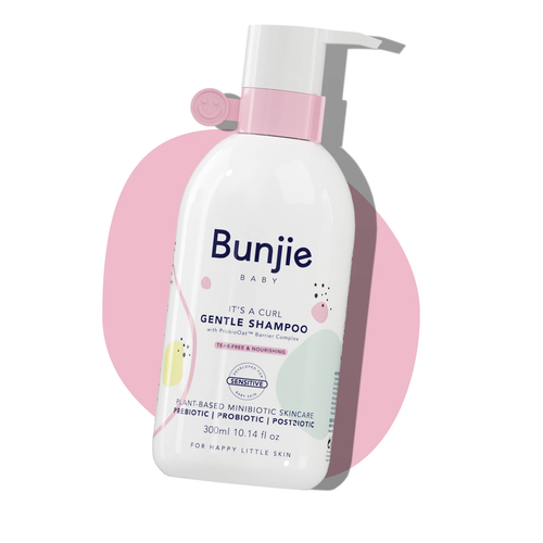 Bunjie It's A Curl Gentle Shampoo 300ml