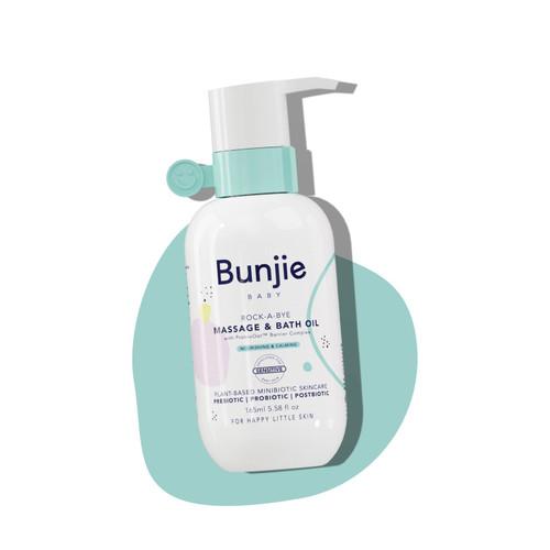Bunjie Rock-A-Bye Massage & Bath Oil 165ml